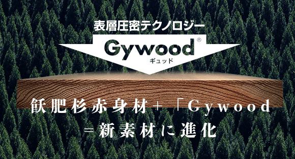 表層圧密テクノロジー Gywood